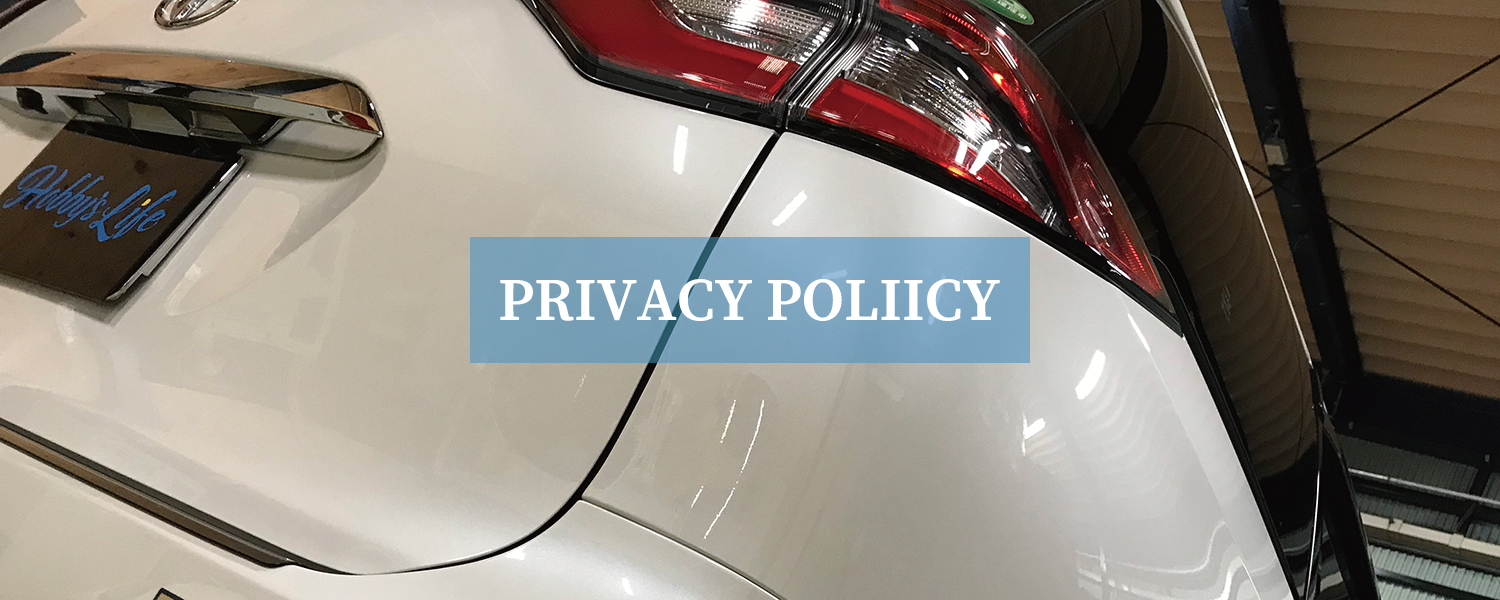 PRIVACY POLIICY